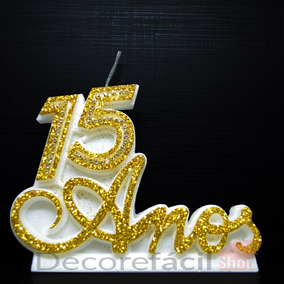 7601a51251b88 Kit Vela De Aniversario Numeros no Mercado Livre Brasil