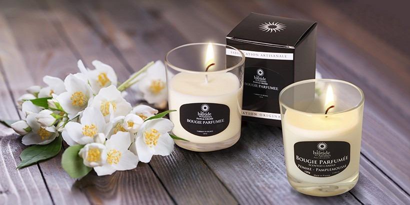 velas aromaticas artesanales de francia cargando zoom - Velas Aromaticas