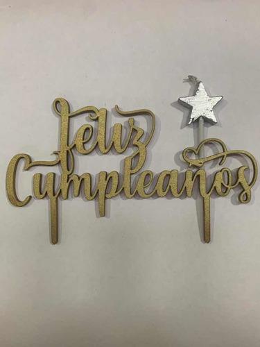 velas cake topper