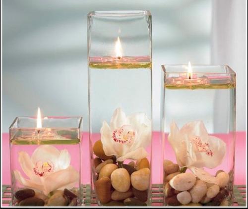velas de agua h2o candles instantaneas