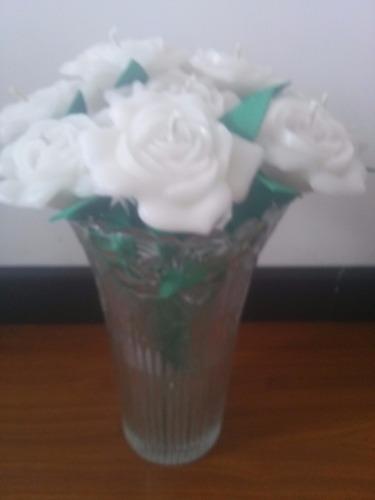 velas decorativas - aromatizadas