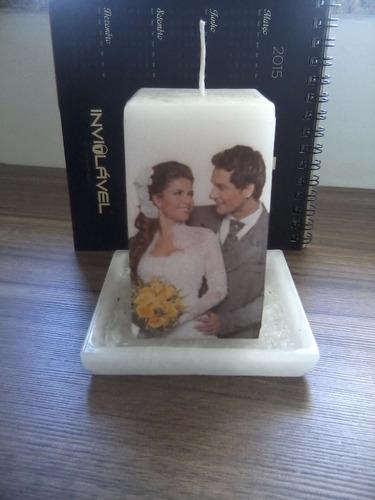 velas decorativas casamento