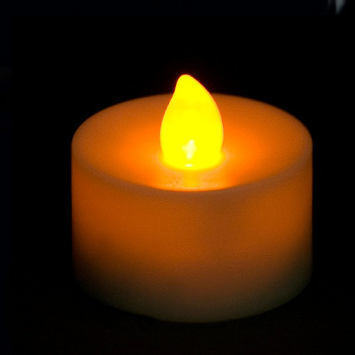 velas decorativas led