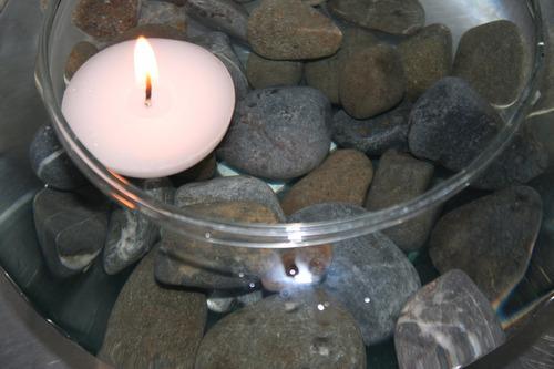 velas flotantes 30 piezas aluzza