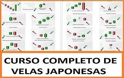 Que son las velas japonesas en opciones binarias