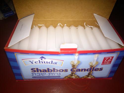 velas kosher, shabat, judaismo, israel, hebreo, kabalah