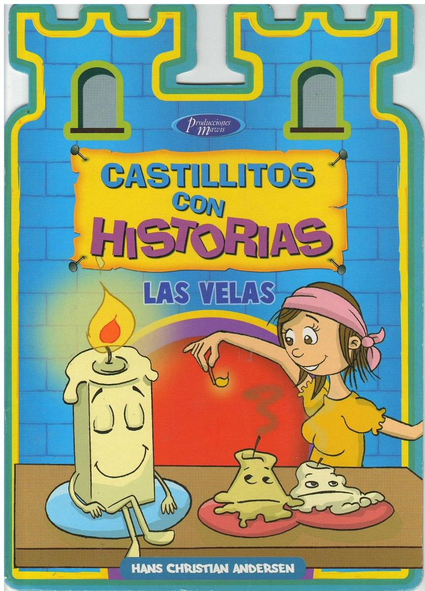 alennusmyynti alennus uusi halpa Velas, Las. Castillitos Con Historias