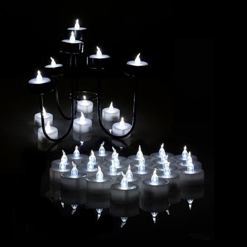 velas led decorativa
