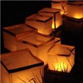 velas led para eventos sociales bodas, xv años, bautizos maa