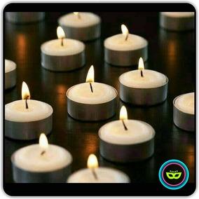 Portavelas de velas peque/ñas Luminaria