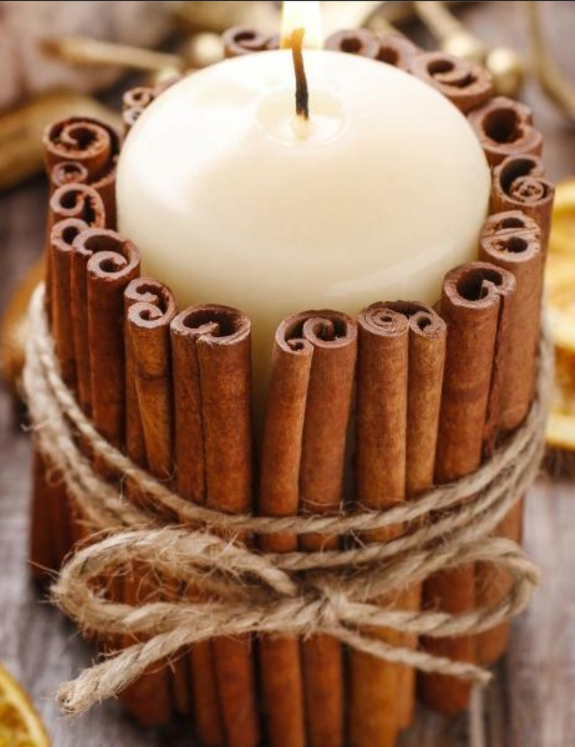 Velas perfumadas aroma canela r 30 00 em mercado livre - Velas perfumadas ...