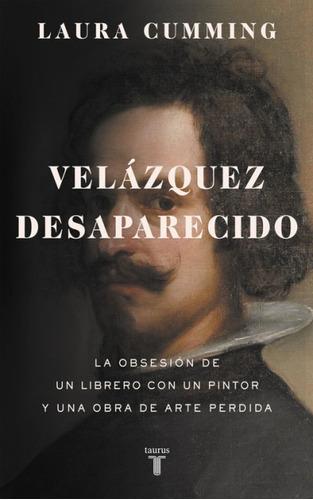 velázquez desaparecido(libro )