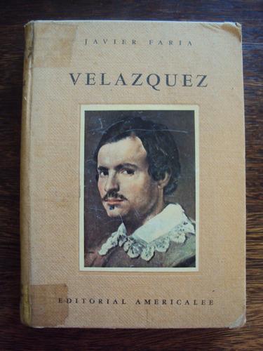 velazquez. javier faria. pintura española arte