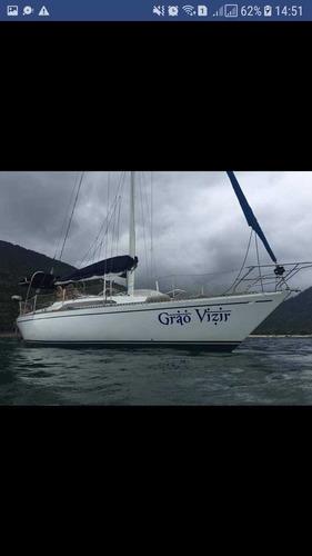 veleiro 32 pés 25% cota