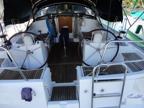 veleiro beneteau 47.3 oceanis ano 2006/07 gerador e ar cond