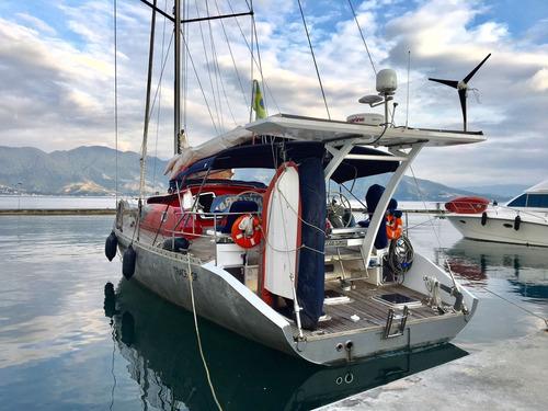 veleiro de oceano para navegação em altas latitudes