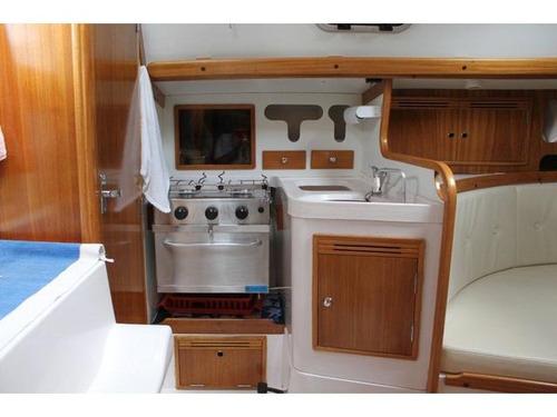 veleiro delta 32 ano 2007 roda de leme super novo