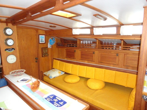veleiro dinieper 45 aço bolina móvel zincado a fogo