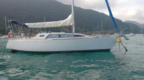 veleiro fast 345 com motor totalmente novo refeito em 2016