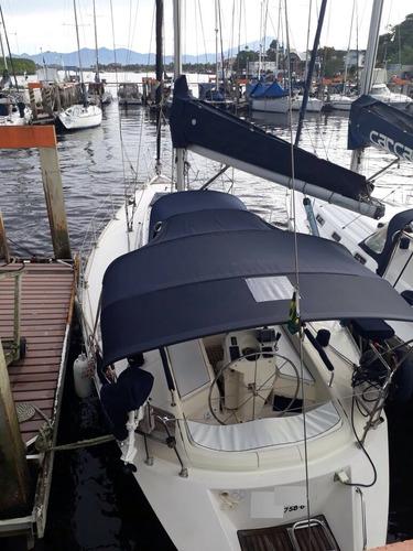 veleiro fast 395 yanmar 54 zero barco impecável