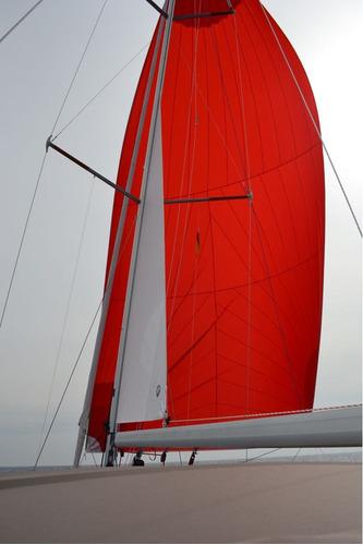 veleiro jeanneau 42 ds 2011 único dono gerador e ar condicio