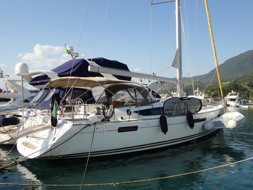 veleiro jeanneau 53 ano 2012/13 completamente equipado