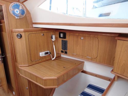 veleiro mj 34 ds novo sob encomenda com 3 cabines de casal