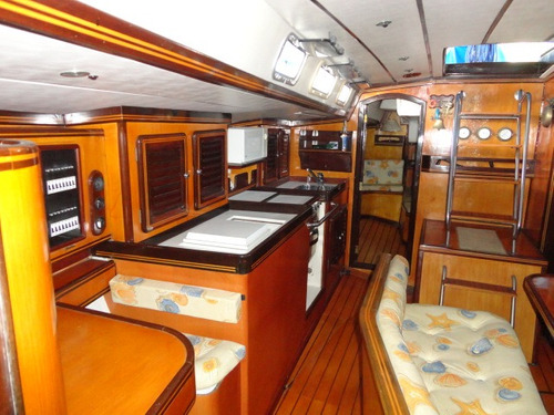 veleiro mj 44 ano 2004/05 único dono yanmar 54 teka total
