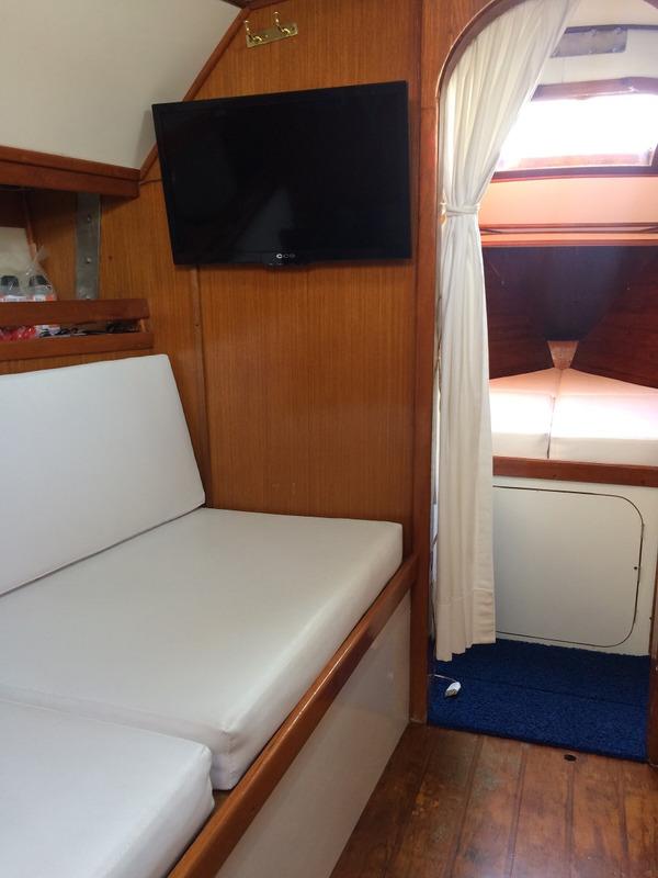 veleiro sirius 27