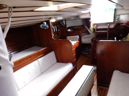 veleiro standfast 40 com motor yanmar 30 hps