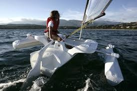 veleiro trimarã maora