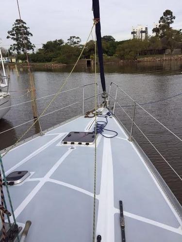 veleiro victory 42 alúmínio casco redondo yanmar 40 zero