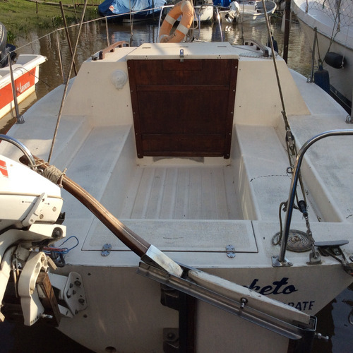 velero 20 pies con orza