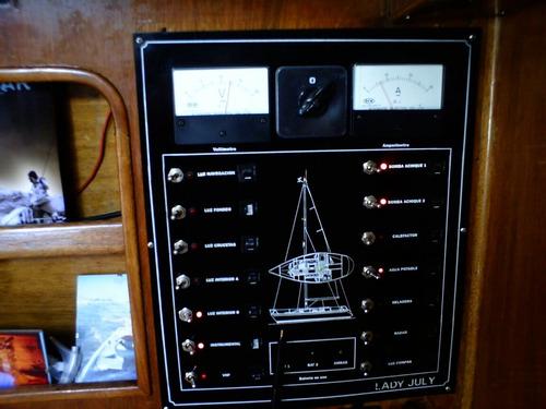 velero alpha34 - cockpit central , gran oportunidad!!
