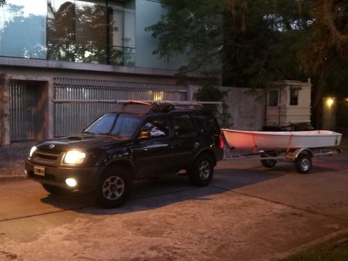 velero alvorada 380 y trailer rutero incluído
