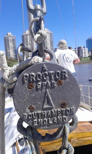 velero arrow 34 laminado muy marinero!!!!