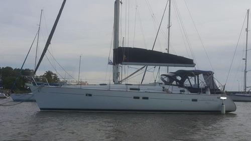 velero beneteau 411 oceanis    miguel riccitelli barcos