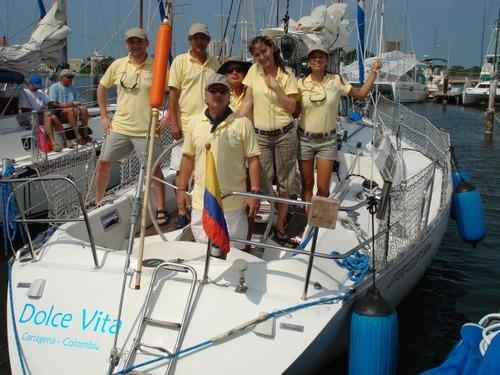 velero beneteau first 37.5
