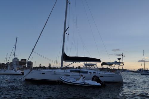 velero beneteau oceanis 49, año 2009