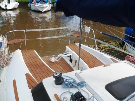 velero bramador nova c full (2011) c/ motor volvo13 hp