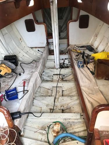 velero clásico cadete oportunidad