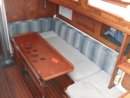 velero cp 30 con motor ruggerini 12 hp diesel