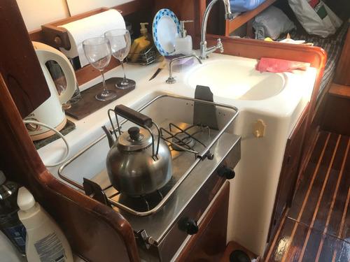 velero cp 30 de regata volvo 13 hp dsl