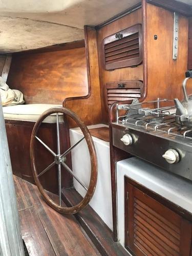 velero cp 30 de regata volvo 14 hp dsl