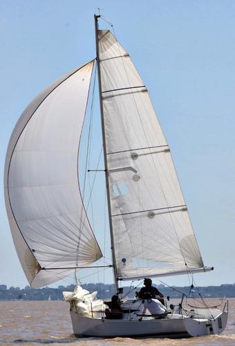 velero del plata 21, excelente estado gral..