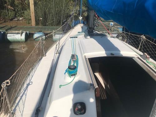 velero del plata 26