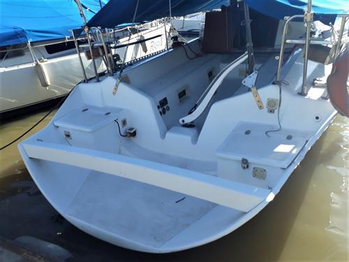 velero fayd 31 yanmar 20 hp diesel