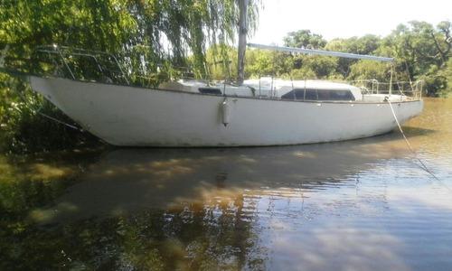 velero ferrocemento uruguay a restaurar liquido urgente!!!!