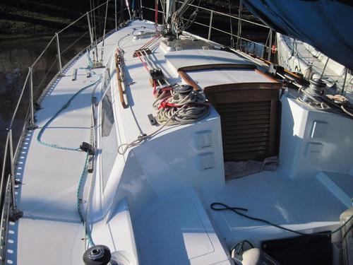 velero fran 37 año 1992 britos yachts