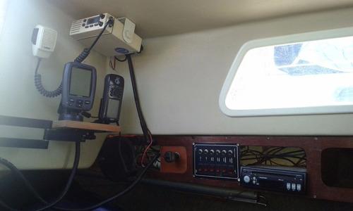 velero h-20 con suzuky 6 hp
